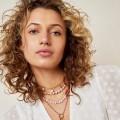 Κολιέ Staybright Chain - Happy Vibes