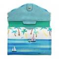 Ταξιδιωτικό Πορτοφόλι-Φάκελος By The Sea Palm