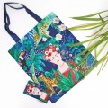 Τσάντα Eco Shopper Frida Kahlo Tropical