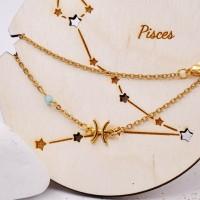Κοσμήματα με ζώδια & σύμβολα