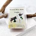 Οικολογικό Κερί Σόγιας Vanilla