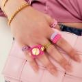 Δαχτυλίδι Candy Lila