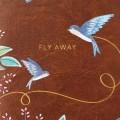 Ταξιδιωτικό Πορτοφόλι Secret Garden Bird